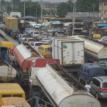 Apapa: Gridlock: LASTMA, Police cede traffic control to touts