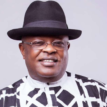 Apology: Stay away from Ebonyi with your blackmail, Umahi replies Oshiomhole