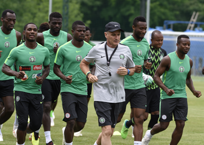 Nigeria vs Iceland : Super Eagles on fire, Vikings in trouble – Odegbami