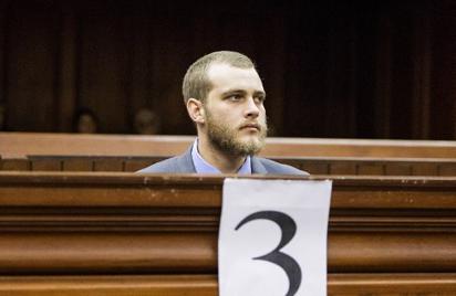 Henri Van Breda handed three life terms for family murder
