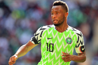 Mikel's continuous absence keeps Rohr, NFF on tenterhooks #Nigeria John Obi Mikel e1529006077552
