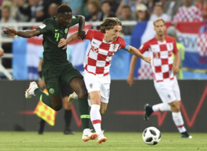 Nigeria vs Croatia