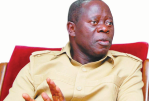 Corruption Allegations: Why we can't arrest Oshiomhole, EFCC tells court