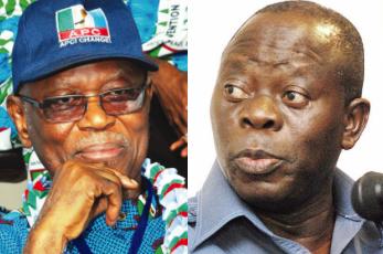 APC unleashes Oyegun, Oshiomhole, Ganduje, 46 others against Obaseki
