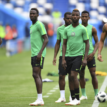 Nwankwo wants Eagles to handle Seychelles with care