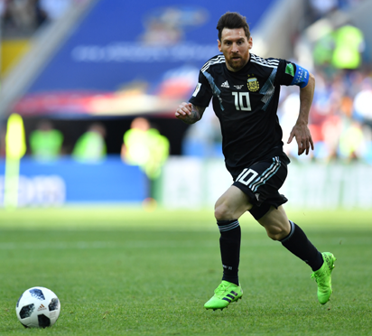 1ea948ab0 Argentina vs Iceland   Messi subdued by muscular Icelandic defence ...