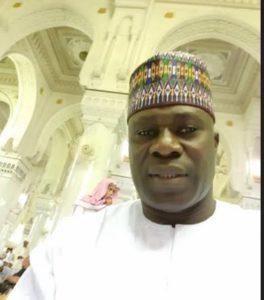 Yobe state APC chieftain, Alhaji Yakubu Muhammed Jocob