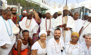 •Ooni visits oldest African Temple, proclaims Bahia capital of Yoruba nation in the Americas