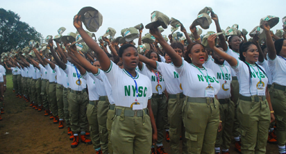 Just In: N33,000 Allowance approved by FG or NYSC members