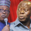 PDP not planning to win election through legitimate votes — Oshiomhole