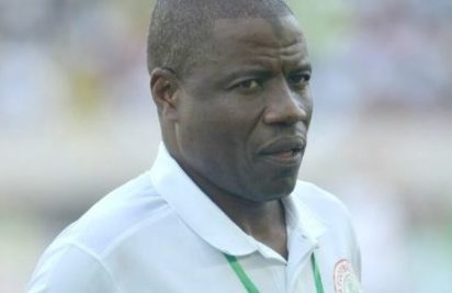 Nigeria's top football coach, Salisu Yusuf