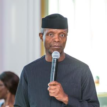 Inconclusive polls: Osinbajo meets Govs Bindo, Abubakar at State House