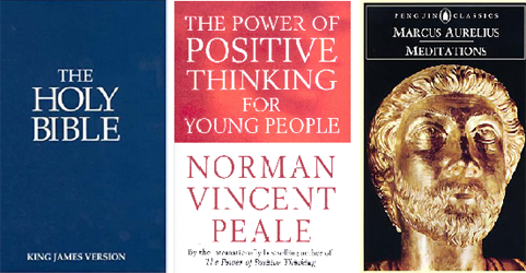 Three Books You Must Read Continuously If You Want To Live