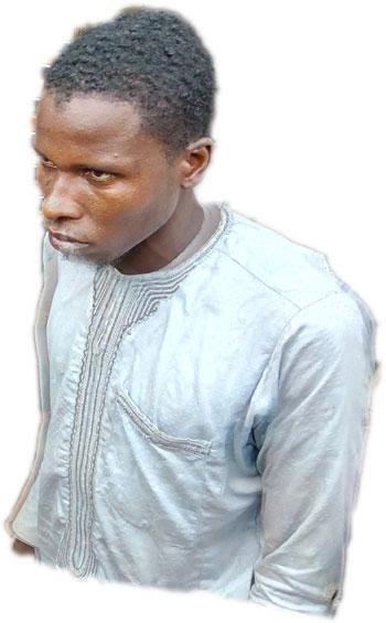 Boko Haram 'Commander' Mayinta Modu