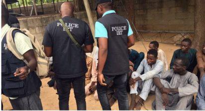 Police parade suspected Boko Haram commanders