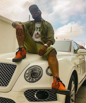 Davido enrolls for NYSC
