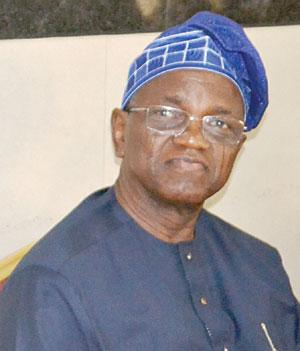 Degun Agboade, NASME President