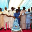 Ibori, Uduaghan, Okowa rekindle accord at Senator Osakwe's birthday