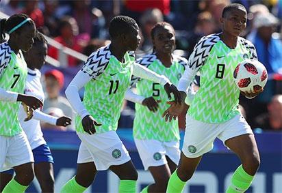Nigeria soar to quarter-finals of U20 Women World Cup, draw China