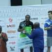 ITTF challenge : Ambode pledges bigger tournament in 2019