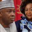 Lauretta Onochie lists many sins of Dr Saraki against APC, Buhari's govt