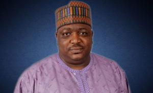 SENATE Minority Whip, Senator Philip Aduda (PDP, FCT)