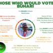 Buhari `Bricks' 50% complete