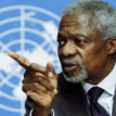 Annan: Earth loses a statesman, heaven gains