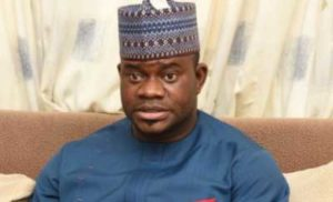 Governor Yahaya Bello of Kogi State wants Buhari re-elected