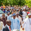 2019: Presidency replies Tambuwal, says Buhari physically fit for 2nd term