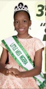 Little Miss Nigeria