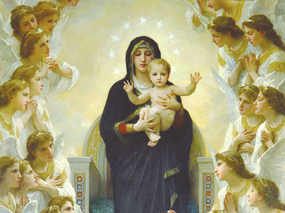 feast of assumption thoughts on the blessed virgin mary vanguard