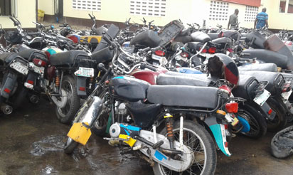Insecurity: Katsina govt. bans use of motorcycles