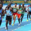 Last 10 men's world marathon records
