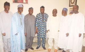 Atiku Abubakar, Ayo Adebanjo, Femi Okunronmu, Professor Akitoye, Adeseye Ogunlewe among others