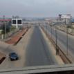 Photos: Some deserted roads in Enugu