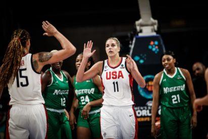 USA launch Basketball World Cup defence against Czechs #Nigeria USA Nigeria basketball e1538176134970