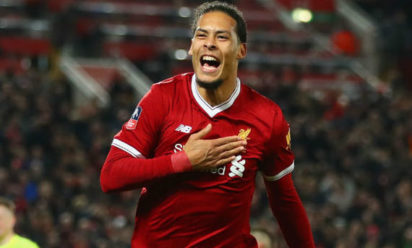 Van Dijk faces fitness test ahead of Chelsea clash