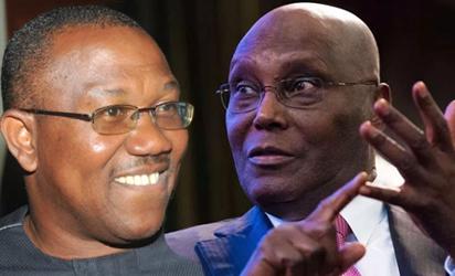 Drop peter Obi or loose;Atiku gets yellow card over Peter Obi