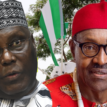 Buhari fumes at Atiku over corruption allegations