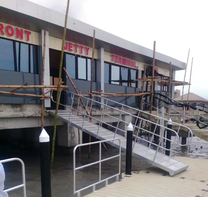Lagos road congestion: Lagferry targets 480, 000 passengers per day