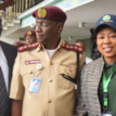 FRSC seeks improved fines for phone users on wheels