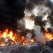 Breaking: Many feared dead, vehicles burnt as petrol tanker explodes in Lagos