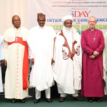 Eschew partisan politics or lose respect, Buhari tells religious leaders