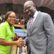Obaseki's car, N1m cash gifts to 2nd best teacher in Nigeria excite recipient