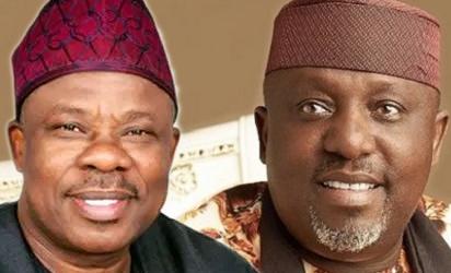 APC suspends Okorocha and Amosun