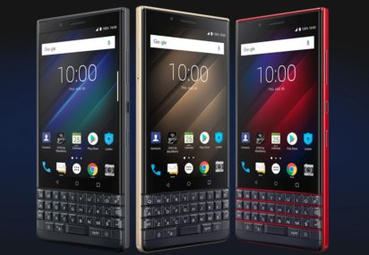 Blackberry Bounces Back With Android Phone Targets 10 Market Share