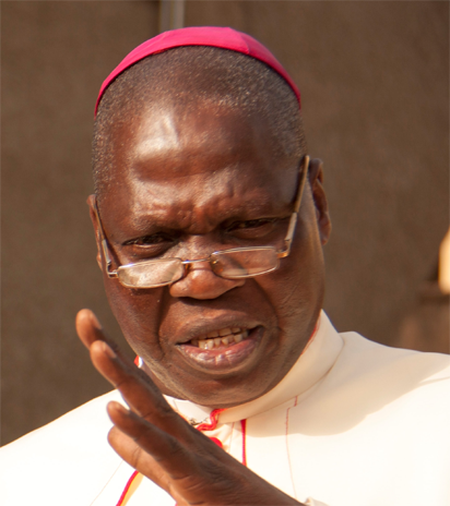 Catholic Archbishop of Kaduna Diocese, Most Rev. Matthew Man-Oso Ndagoso,