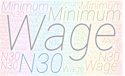 minimum wage, Lagos