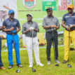 Obaseki, Lalong, Shaibu, others tee-off Governor's Cup Golf tourney in Benin
